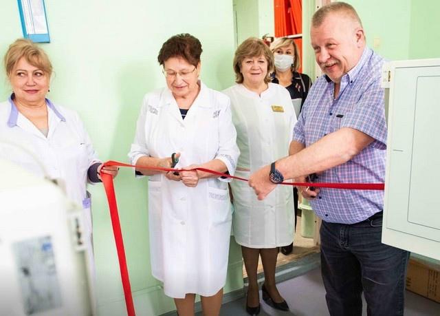 Медицине Усть-Илимска – 25 миллионов рублей от Группы «Илим»