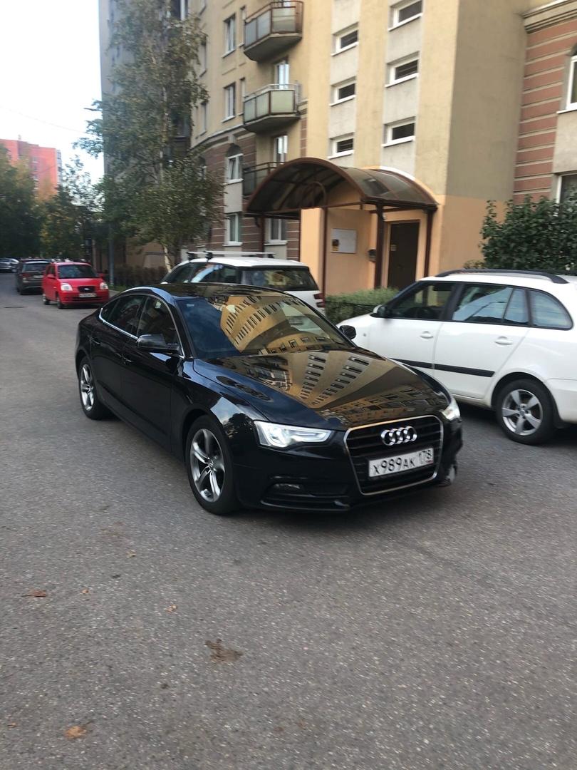 28 июня ночью в Приморском районе от дома 24 корпус 3 по Афонской улице был угнан автомобиль Audi A5...