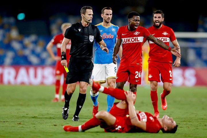 Эсекель Понсе получил травму в матче с «Наполи»