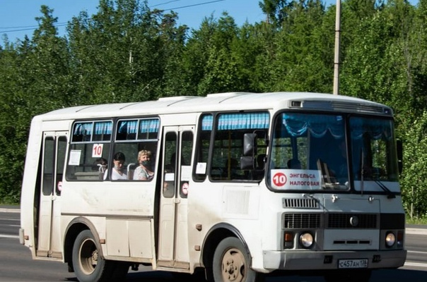 Общественный транспорт в Усть-Илимске