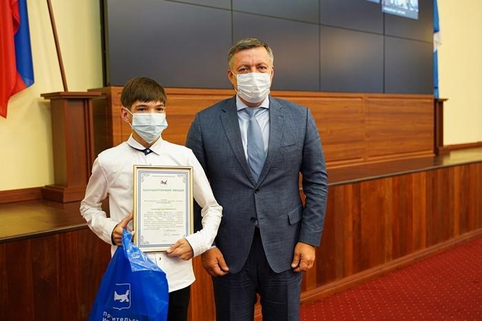 Амин Патлаенко и Игорь Кобзев