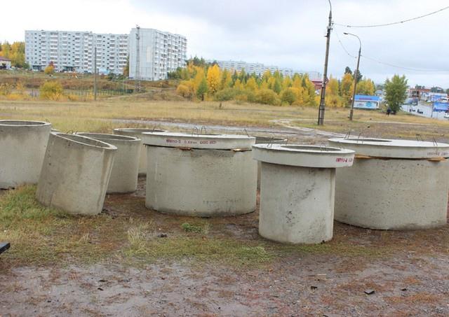 Благоустройство Центральной площади Усть-Илимска: начались подготовительные работы
