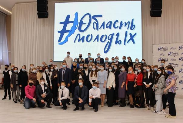 Усть-Илимск посетила министр по молодежной политике Иркутской области М. М. Цыганова