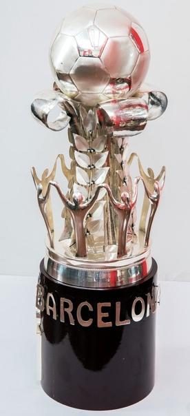 Trofeo football Ciudad de Barcelona, 1982