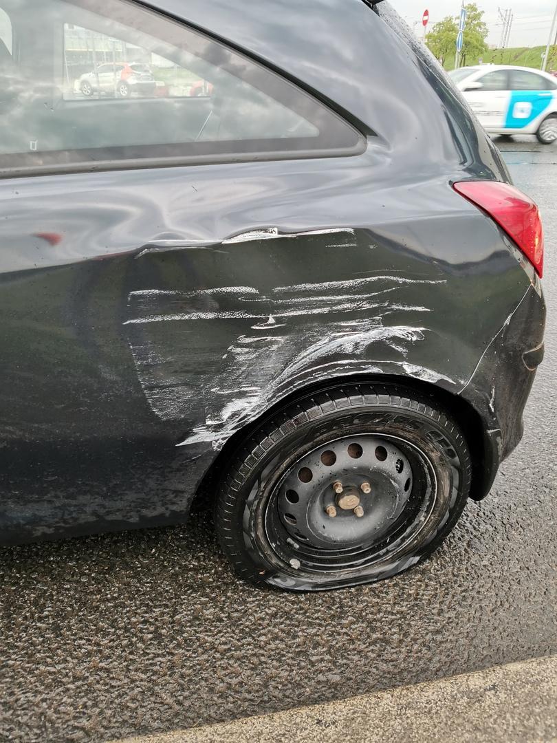20 мая на Пулковском шоссе, 25 примерно в 20:10 произошло ДТП. Пытаюсь восстановить картину произоше...