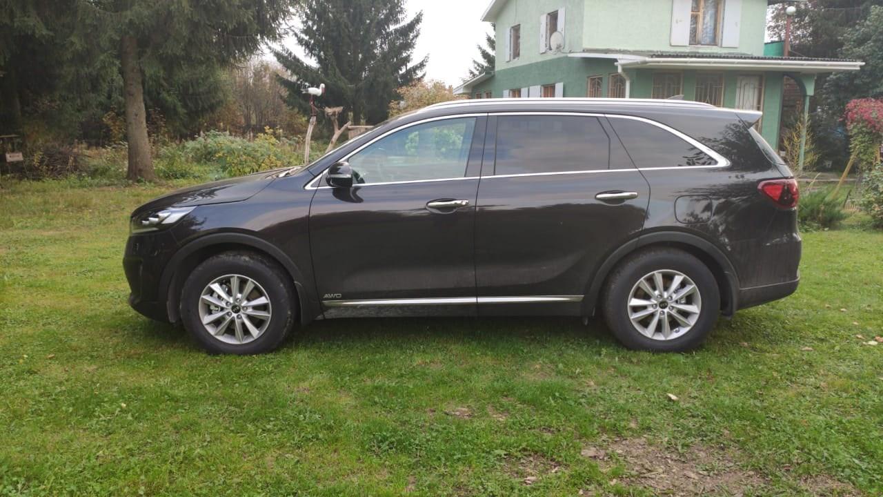 27 апреля в 21.47 с Австрийской улицы от д.4 был угнан автомобиль КIA Sorento Prime коричневого цвет...
