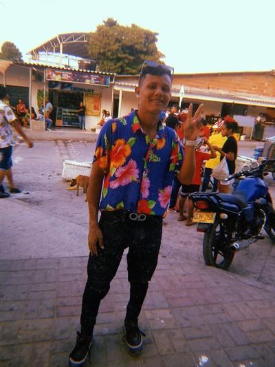 Abraham Yi, Barranquilla