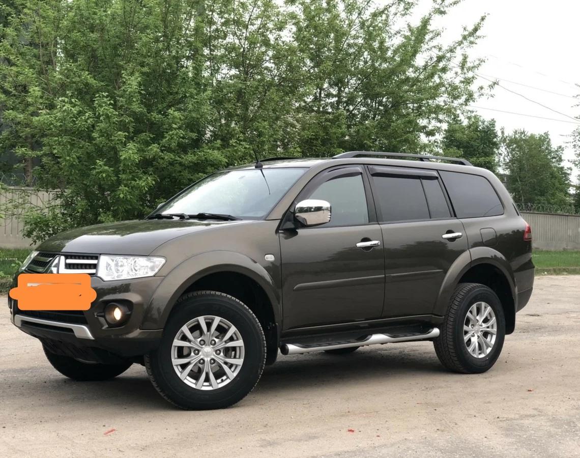 22 июля в 12:00 в Невском районе с улицы Седова д. 7 был угнан автомобили Mitsubishi Pajero Sport, ц...