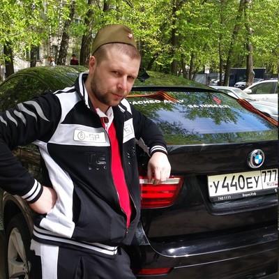 Олег Караваев, Москва