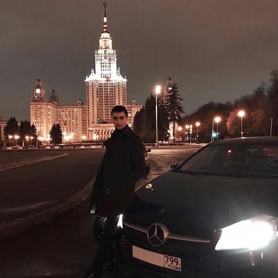 Артем Князев, Москва