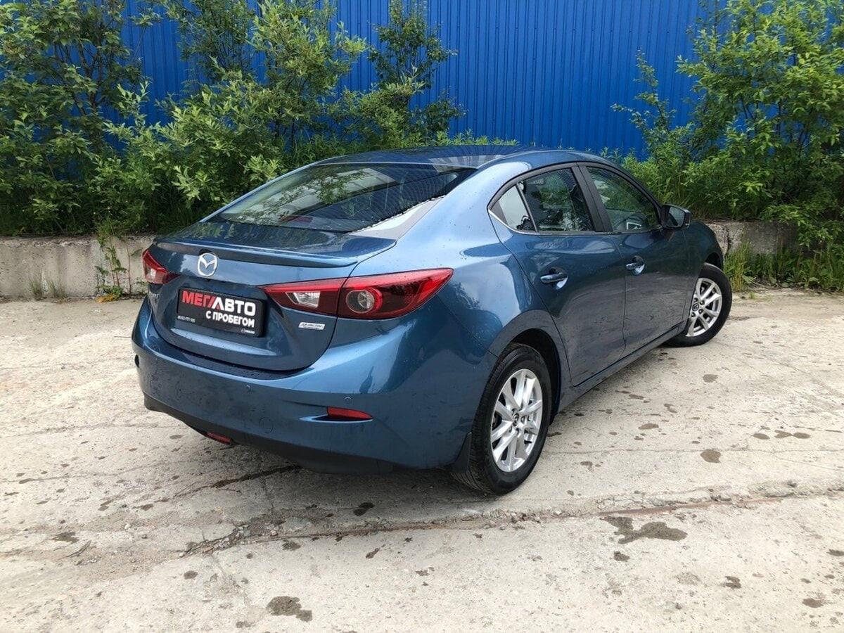 16 марта утром из микрорайона Балтийская жемчужина был угнан автомобиль Mazda 3, седан голубого цвет...