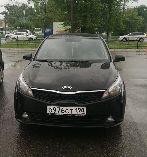 В период с 29 сентября по 01 октября со двора на пр. Александровской Фермы был угнан автомобиль KIA ...