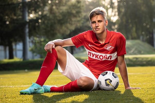 Форма ФК Спартак сезона 2021/2022