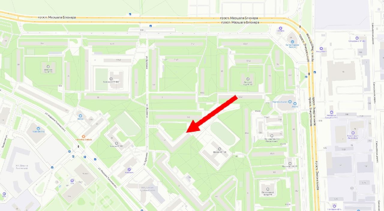 В ночь с 8 на 9 июня в Красногвардейском районе от дома 1 по улице Буренина был угнан автомобиль – S...