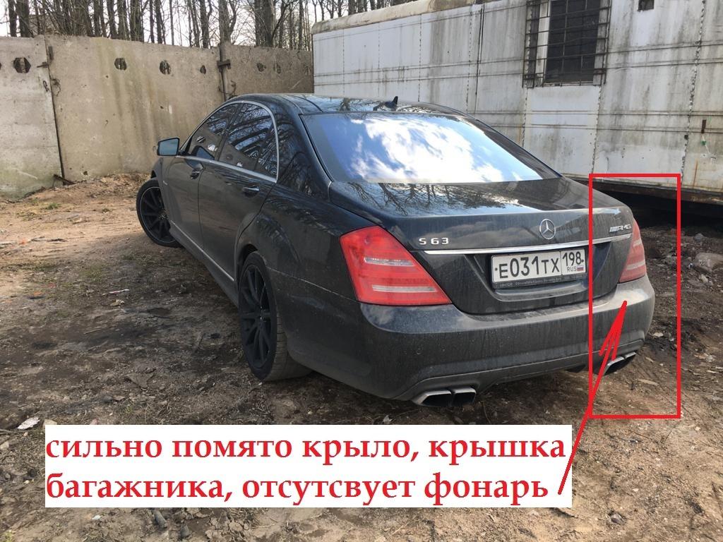 В ночь с 29 на 30 апреля на Парнасе с улицы Федора Абрамова был угнан автомобиль MERCEDES-BENZ W...