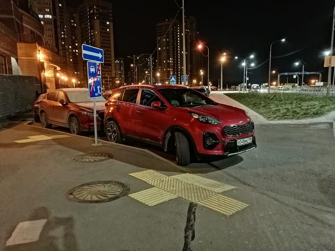 В ночь на 22 декабря в поселке Парголово с Заречной улицы от дома 41, стр. 1, был угнан автомобиль K...
