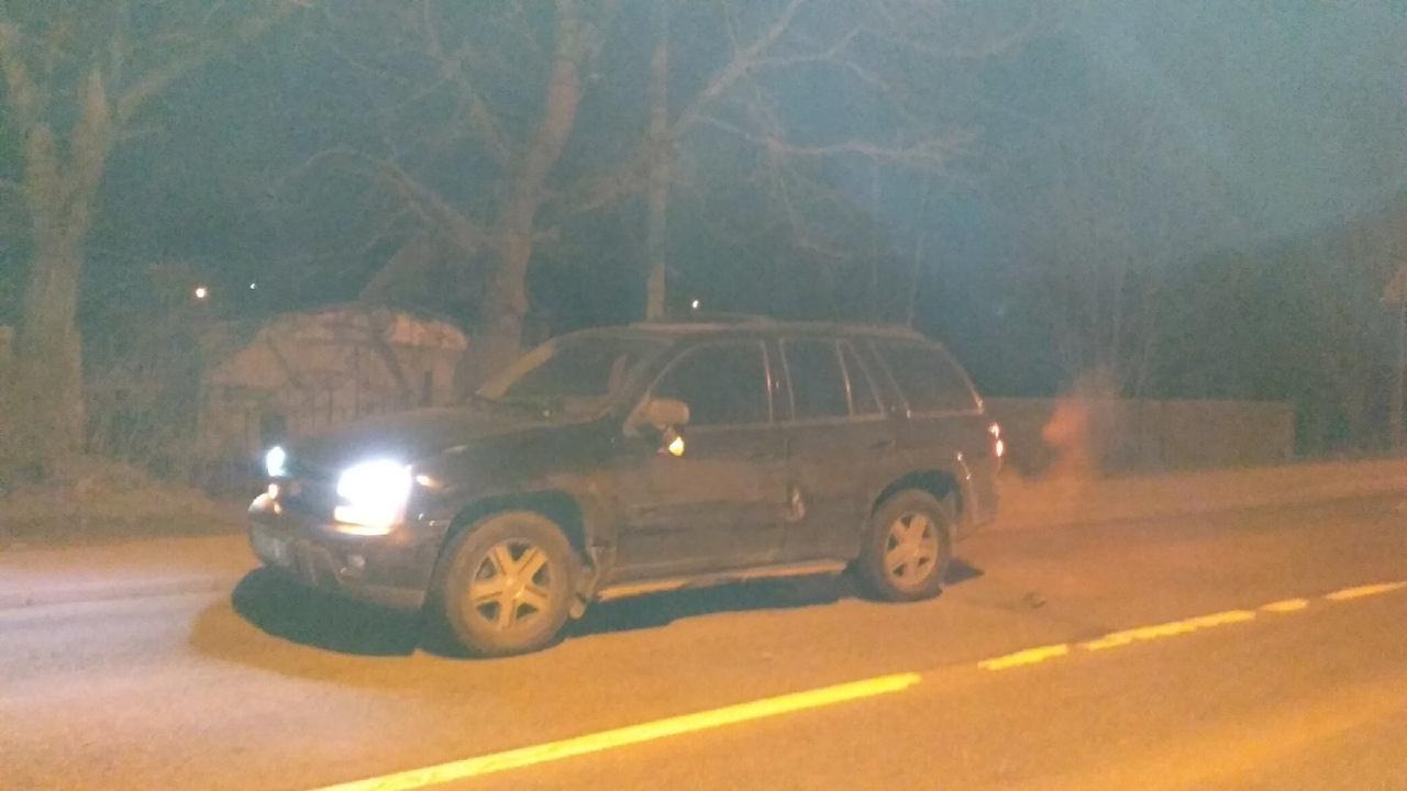 Нужна помощь в поисках негодяя, скрывшегося с места ДТП! Сегодня ночью, в 22:58 произошло ДТП на Ма...