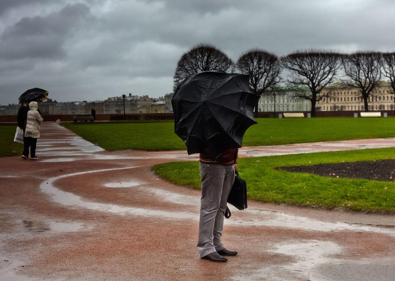 Главное управление МЧС предупреждает об ухудшении погоды: 4 мая в Санкт-Петербурге местами ожидают...