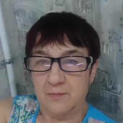 Валентина Сергина