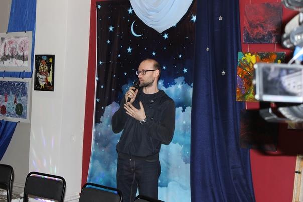 Ночь в музее в Картинной галерее Усть-Илимска