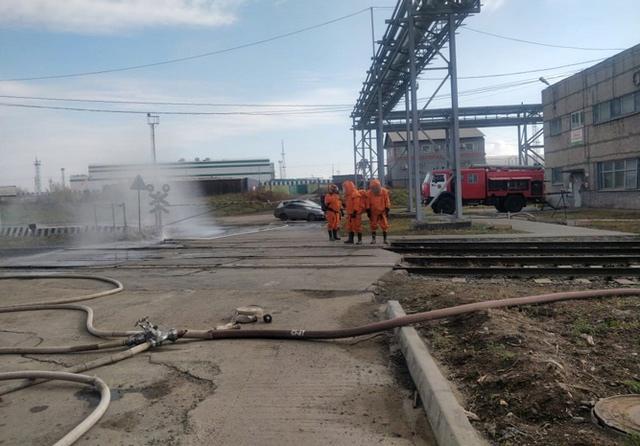 Штабная тренировка по гражданской обороне прошла в Усть-Илимске