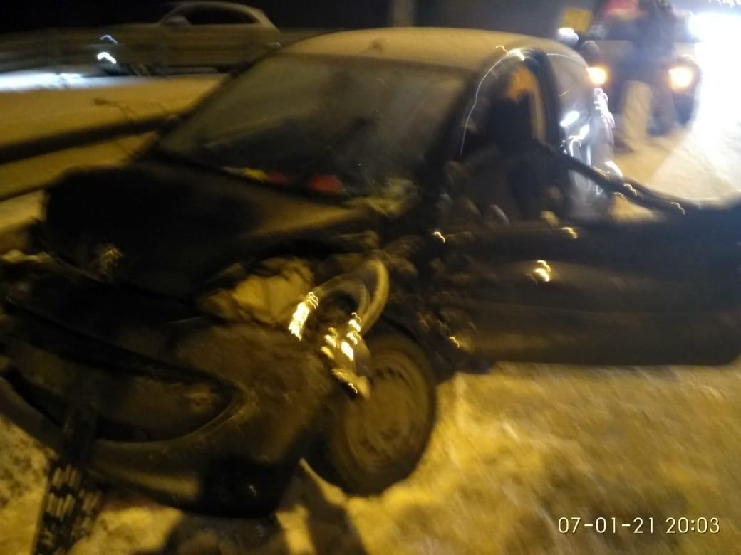 На Сортавале столкнулись Audi и Peugeot Пострадали два человека В 19:40 к месту ДТП выехал дежурный к...