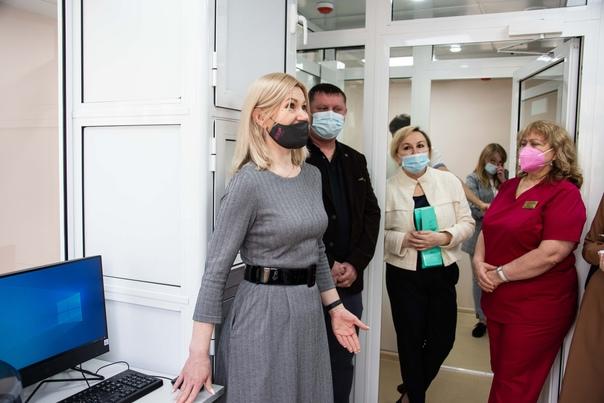 Вторая ПЦР-лаборатория появилась в Усть-Илимске