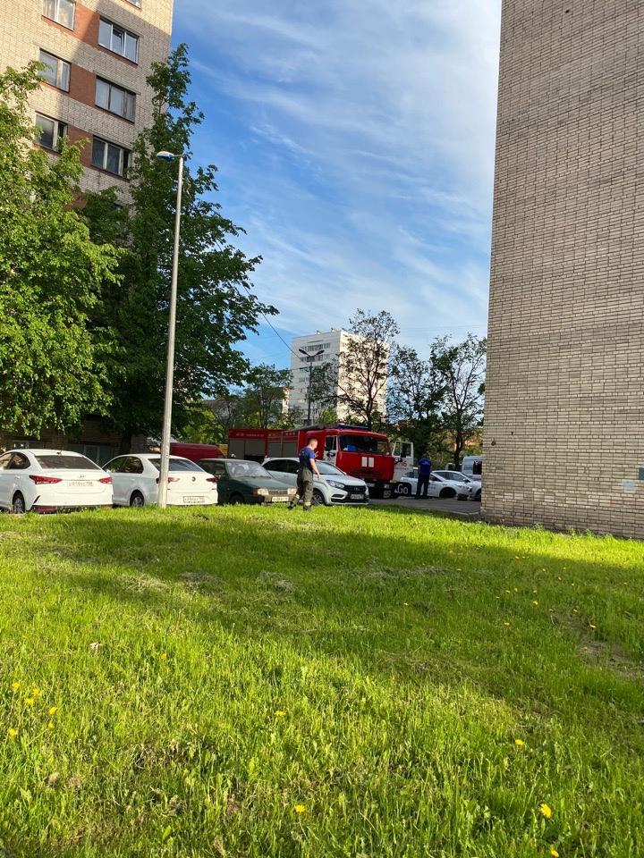 Пожар по адресу Руднева 4. Потушено оперативно, без жертв.