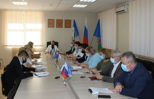 Планерное совещание Администрации Усть-Илимска от 29 июня 2021 года