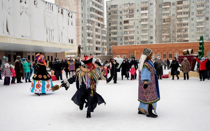 В Усть-Илимске отпраздновали Сагаалган 2021