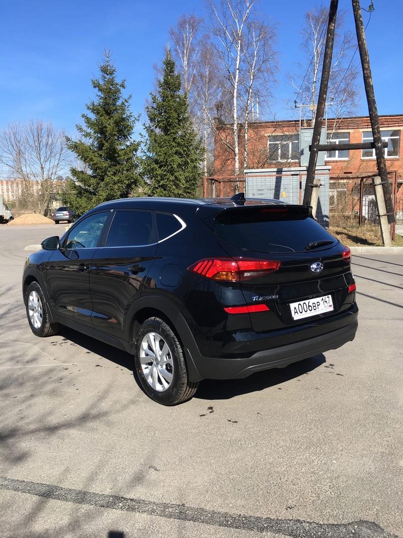 21 июля из посёлка Большая Ижора был угнан автомобиль Hyundai Tucson чёрного цвета, 2020 года выпуск...