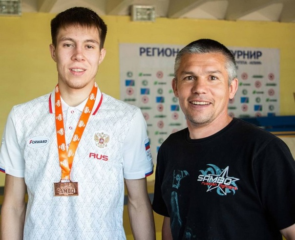 Андрей Онищенко и Артур Сунгатуллин