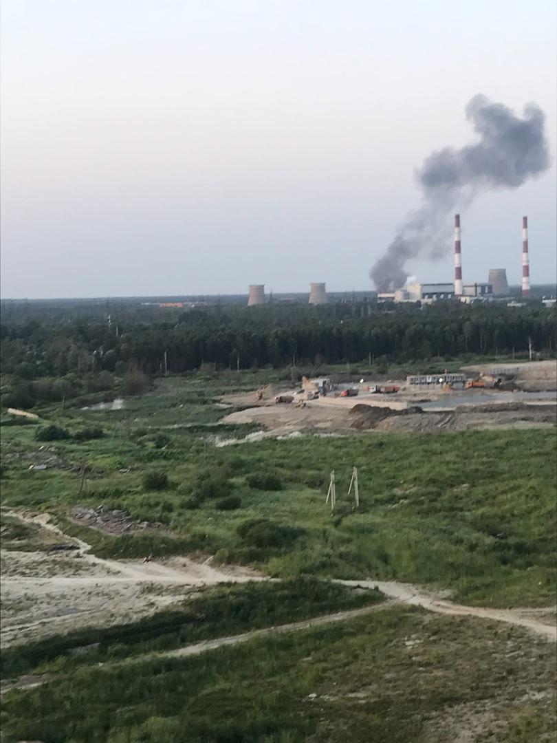 Рядом с Северной ТЭЦ произошло технологическое нарушение на подстанции сетевой организации. Вследств...
