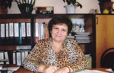 Галина Городецкая
