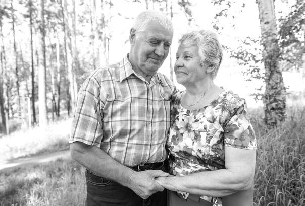 Леонид Павлович и Анна Федоровна Соболевские