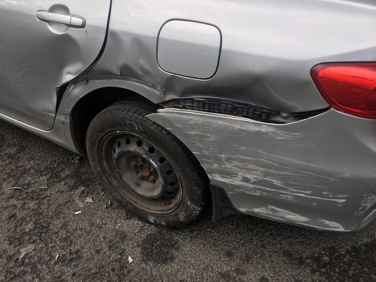 Прошу откликнуться очевидцев аварии случившейся 22 июля на Бульваре Новаторов д.14 ДТП произошло в п...