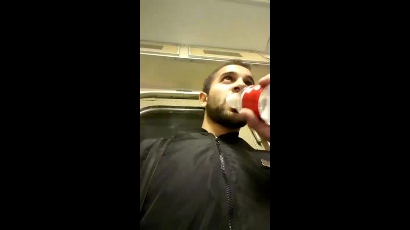 шандор в метро