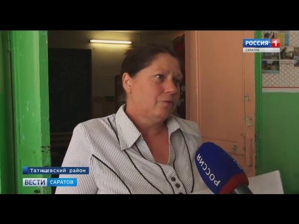 Первый фельдшерско-акушерский пункт открылся в Татищевском районе