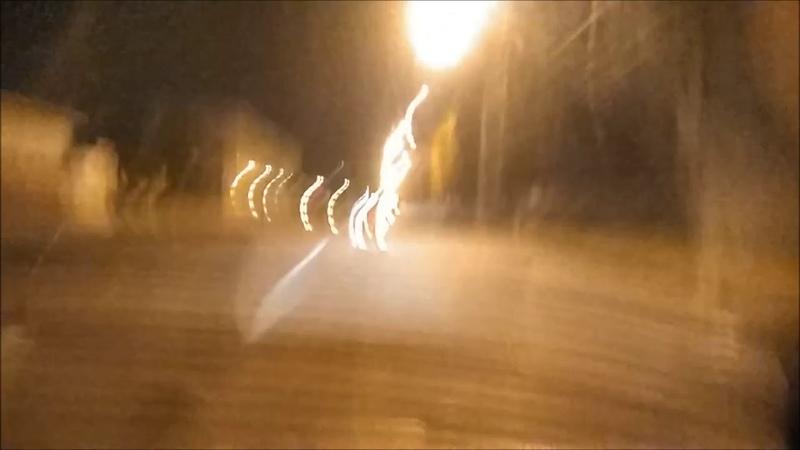 Гонка по городу на ВАЗ 2112 с Ниссан Скайлайн GTR35