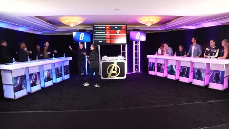 Avengers - We asked. You answered. The game starts now....