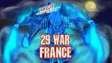 29 WAR. FRANCE