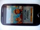 Краткий видео обзор на мобильный телефон Megafon Login в игре Subway Surf