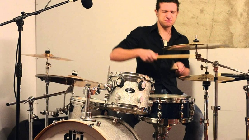 Manuel Taranto-Drum Cover (Man In The Mirror - Michael Jackson)