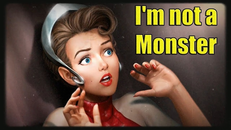 I'm not a Monster - ретро-футуризм из России с любовью