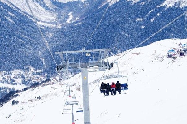 Домбай - престижный горный курорт Кавказа