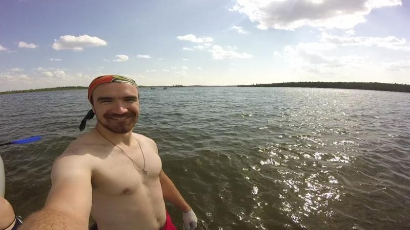 Умба середина озера
