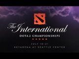 The International 2014 Dota 2 - MVP Phoenix VS Liquid (Game 1\3)