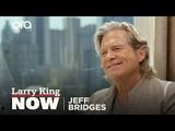 Jeff Bridges Teaches Larry King On The Art Of Meditation