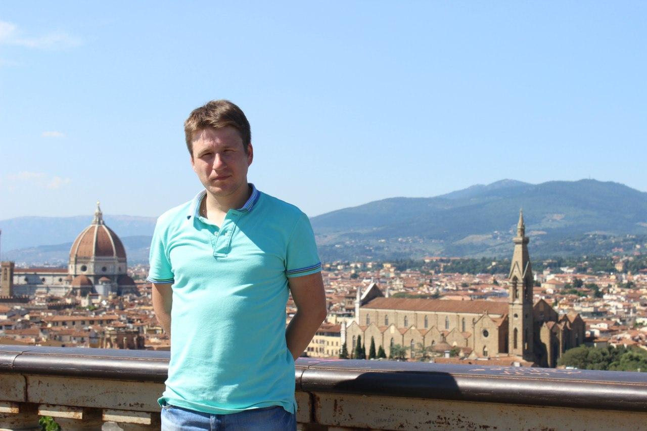 Во Флоренции