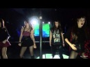 Ночная KOREA-PARTY от АГМ (06-07.09.2014) - Kiss&Cry - Domino Game dance cover by Forbidden Edition & Phantom Troupe